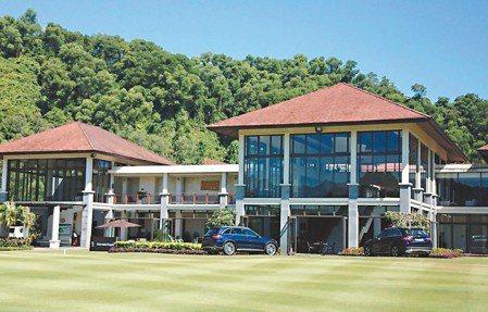 由球王尼克佛度爵士一手設計的蘭珂樂古浪高爾夫俱樂部(Laguna Golf Co...