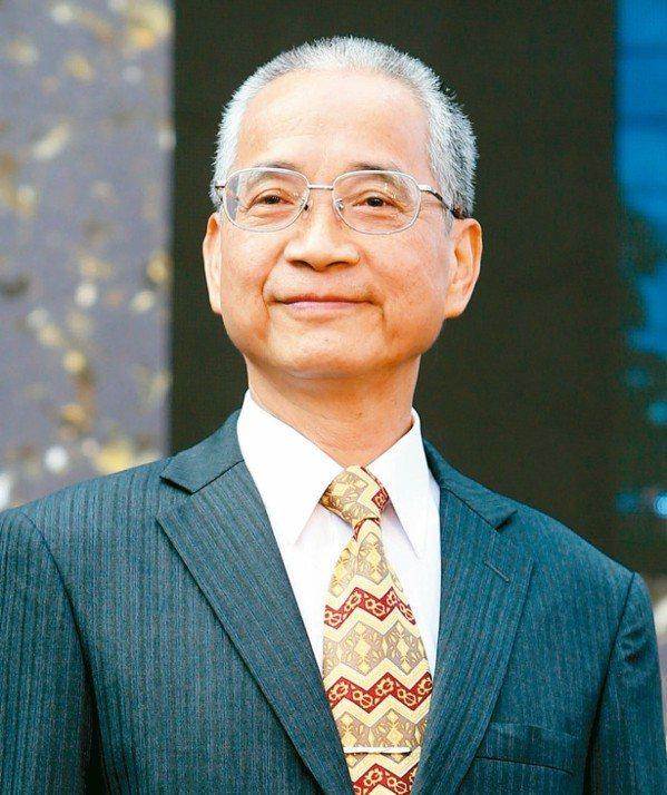 壽險公會理事長黃調貴 (本報系資料庫)