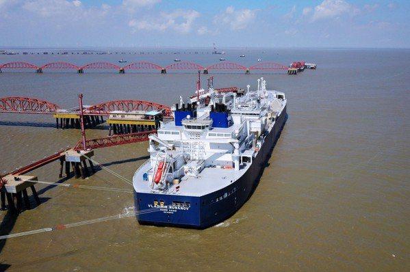知情人士透露,高盛公司正與錢尼爾能源公司(Cheniere)洽購一批液化天然氣(...