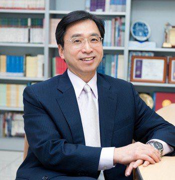 交通大學科技法律學院創院院長劉尚志。 劉尚志/提供