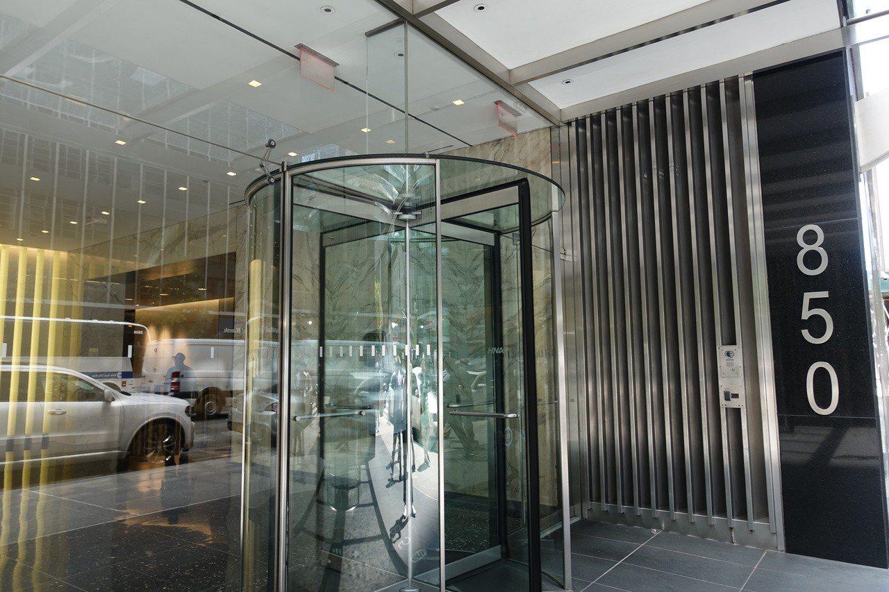 中國海航集團(HNA)近日傳出其位於紐約曼哈頓第三大道850號的大樓,因涉及美國...