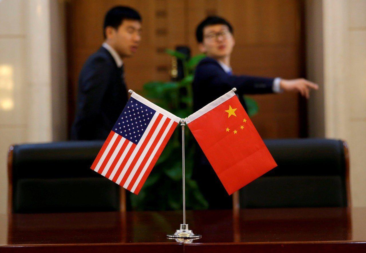 中美貿易戰歹戲拖棚。 路透社