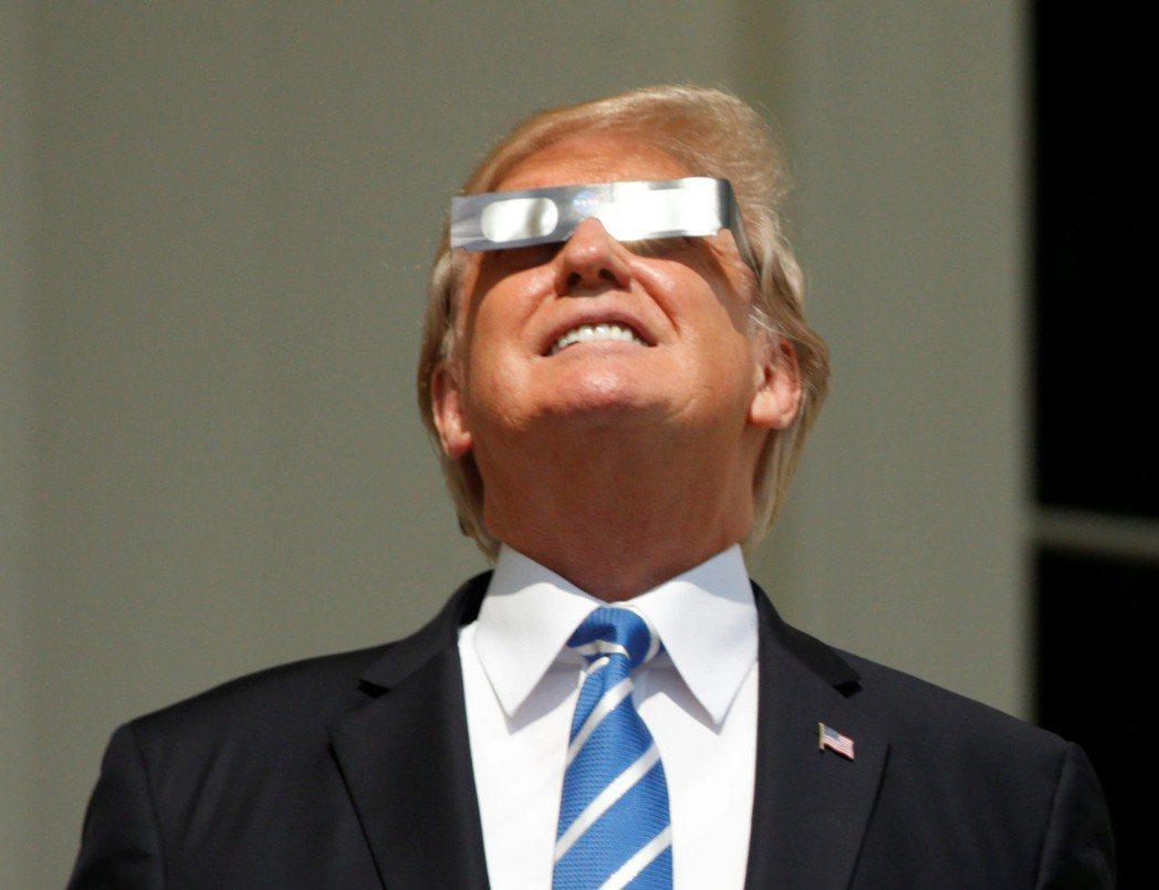 美國總統川普成立太空軍,以免在太空輸給中國大陸和俄羅斯。路透