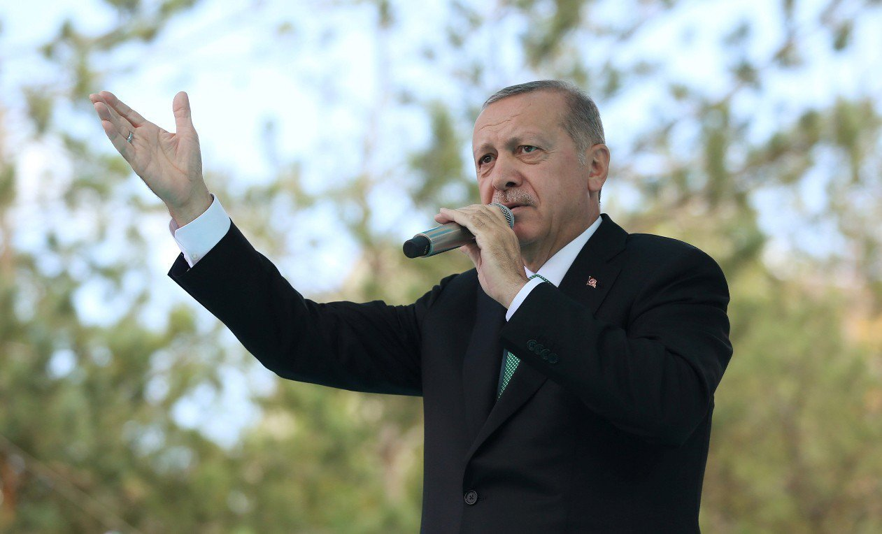 土耳其總統艾爾段(Tayyip Erdogan) 路透