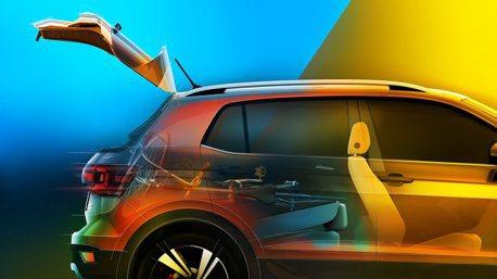 (影音) 車小也有大空間 全新Volkswagen T-Cross證明他很實用