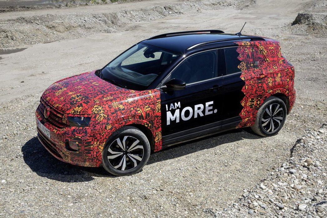 全新Volkswagen T-Cross將在今年秋季亮相。 摘自Volkswag...