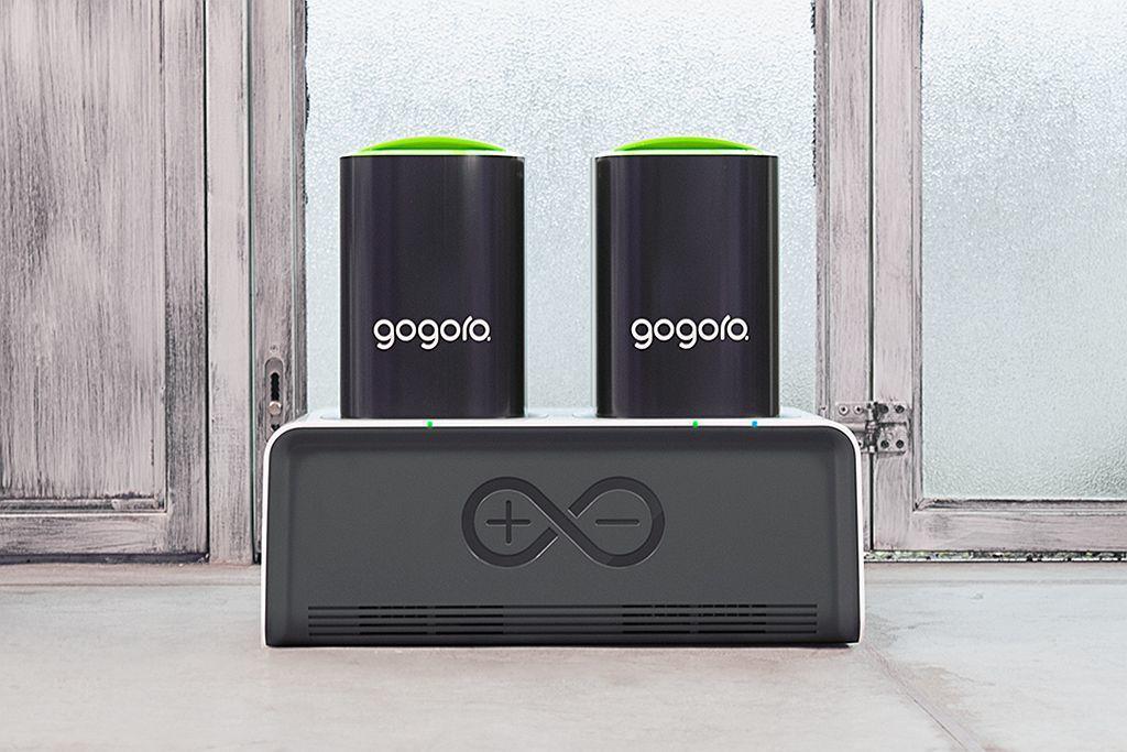 GoCharger 智慧電池座整新品,共有標準座和智慧電池快充兩種版本,售價則分別為8,960元與11,060元。 圖/Gogoro提供