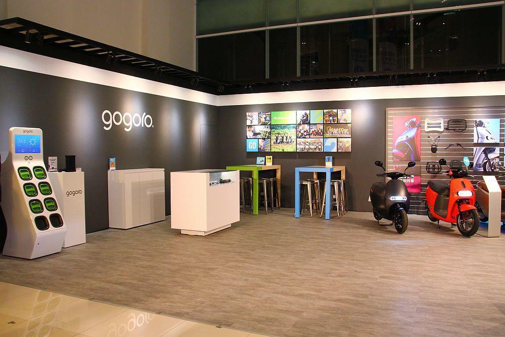 Gogoro同時宣布預計9月進駐花蓮、11月進駐台東,使Gogoro服務的體系可望能在今年進駐全台各縣市。 記者張振群/攝影