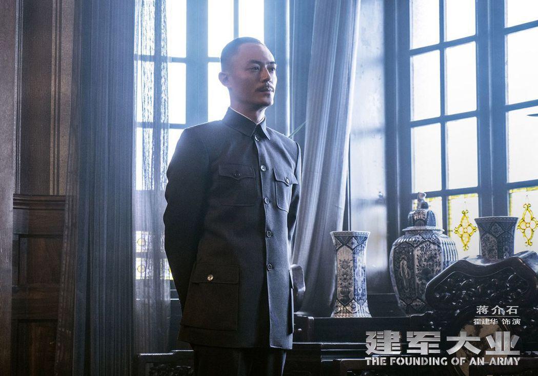 台灣影星霍建華在中國星途順遂,演出《花千骨》後更是身價水漲船高,演出酬勞飆破6,...