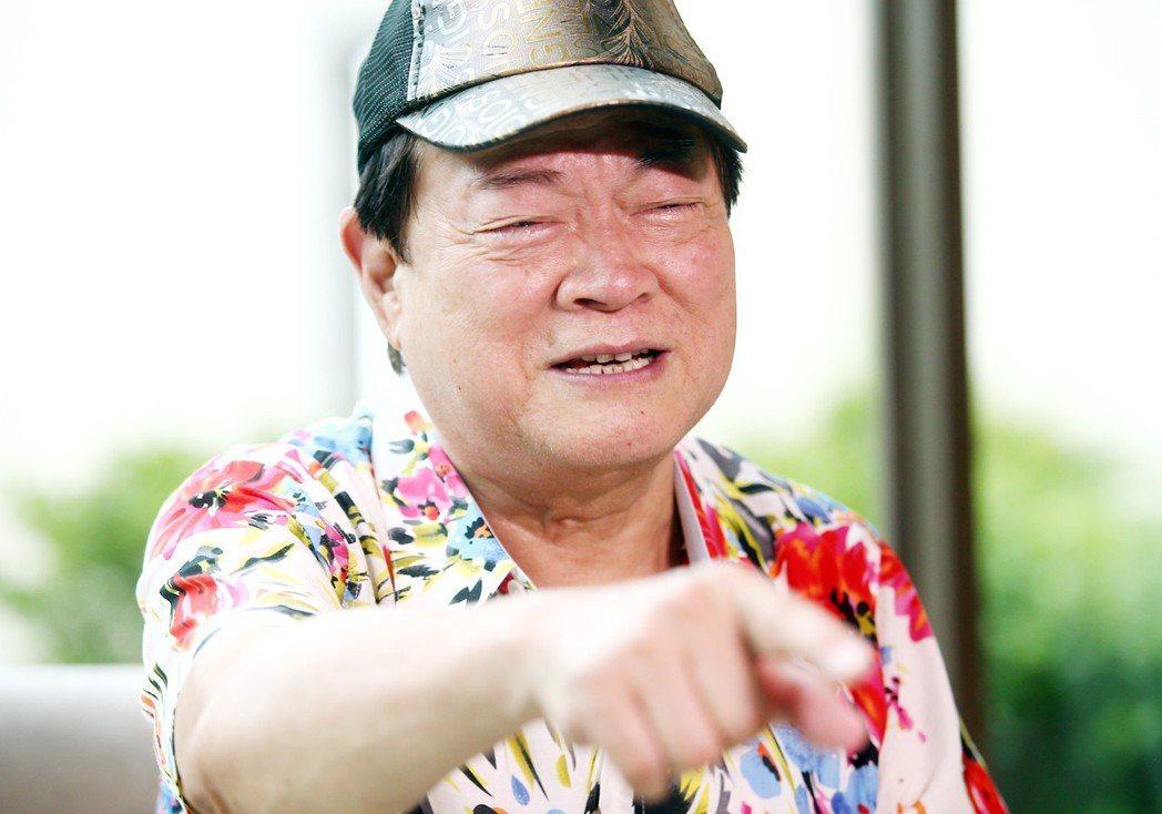 劉福助接受專訪時大爆自己年輕時候和豬哥亮、素珠等搭檔一同簽牌慘賠,但卻相當有趣的...