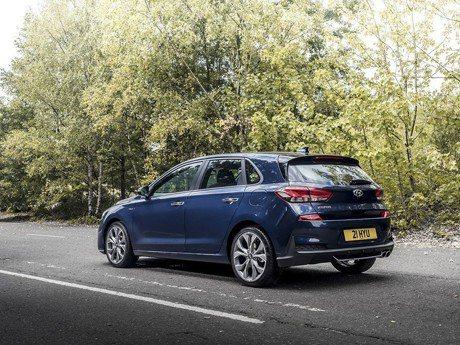 Hyundai i30 N Line升級了什麼?售價2.2萬英鎊有找!