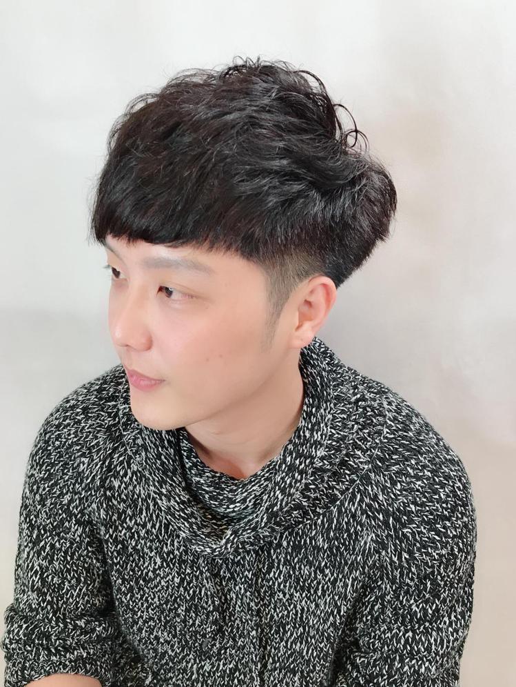 髮型創作/Dona Tseng。圖/StyleMap提供