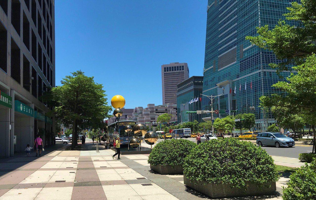 雙北高價區預售房市明顯轉熱。記者游智文/攝影
