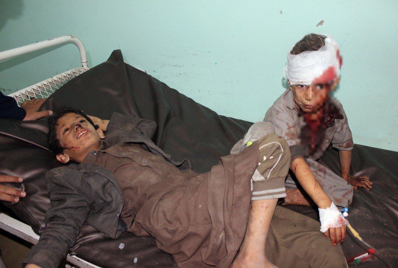 由沙烏地阿拉伯帶領的聯軍9日在葉門叛軍「青年運動」掌控的北部薩達省(Saada)...