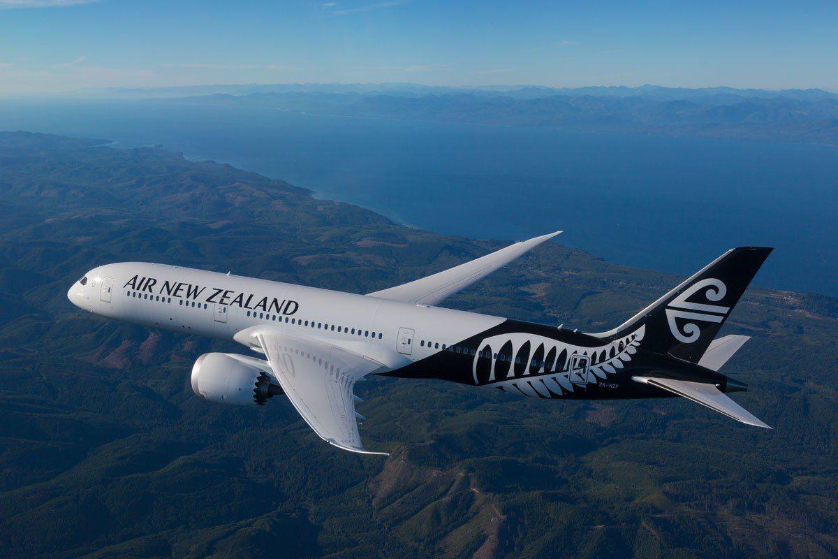 紐西蘭航空即將於11月1日起正式開通台北-奧克蘭不停點直飛航線,即日起推出所有艙...