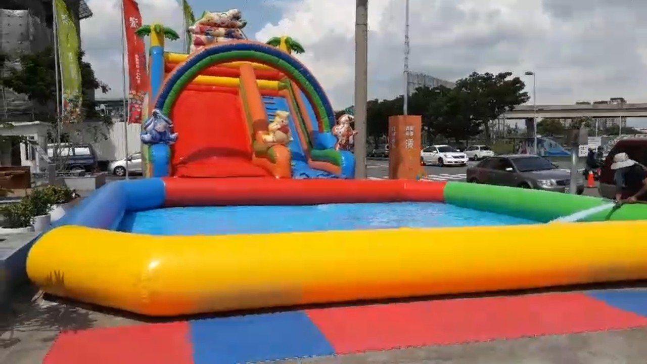 太保市公所本月12日,將在南新國小舉辦「2018太保Go幸福 親子夏令營」,當天...