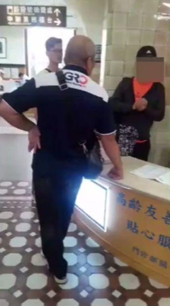 周姓男子當著吳姓婦人面前強拉其7歲女兒,警方在台大醫院找到他,通報醫師評估精神狀...