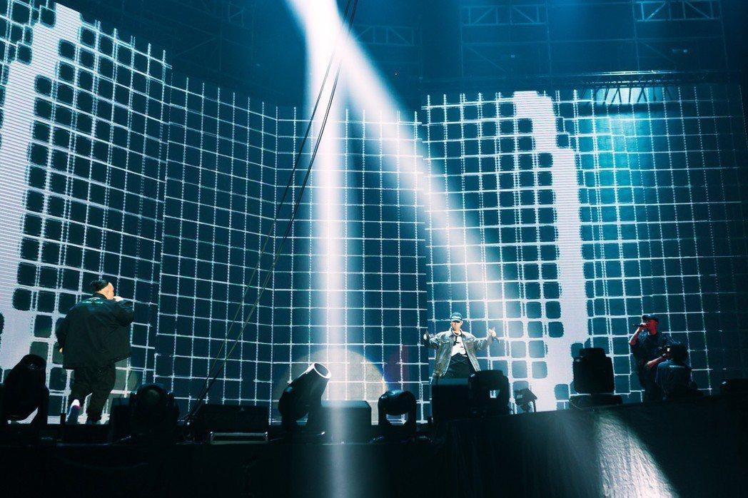 頑童連開3場演唱會,耗資6500萬製作。圖/本色提供