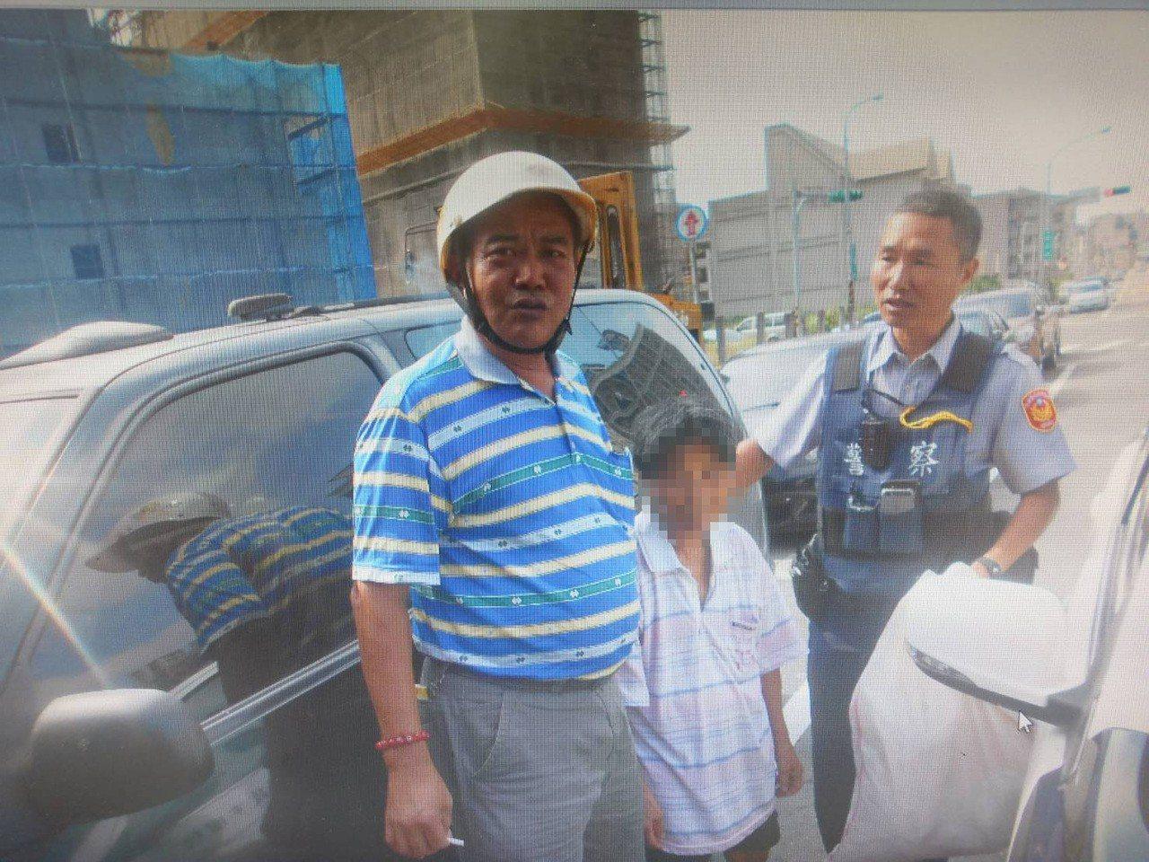 桃園市一名76歲林姓老婦,3天前獨自出門後沒返家,熱心民眾、里長發現後通報派出所...