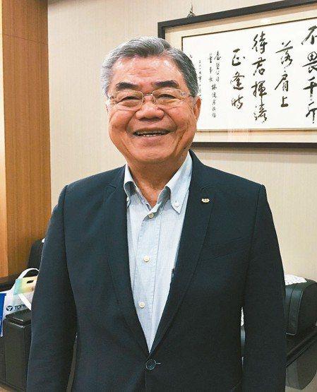 拓凱董事長沈文振 (本報系資料庫)