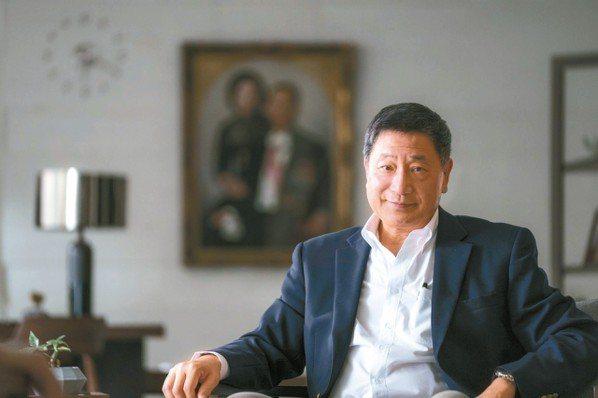 台泥董事長張安平