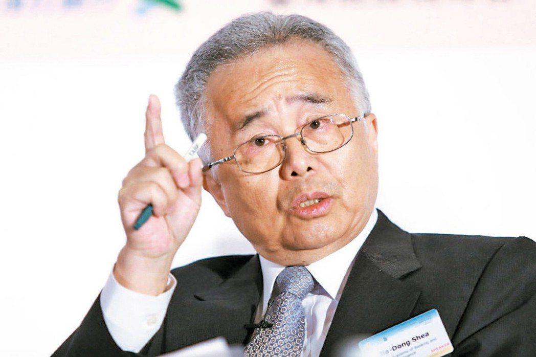 中央銀行前副總裁許嘉棟。 本報系資料庫