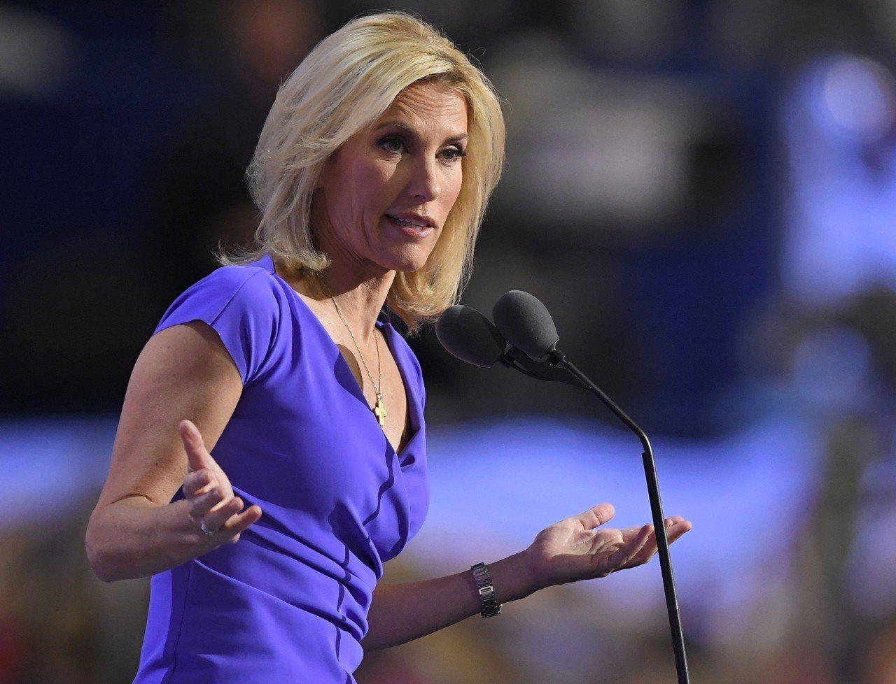 保守派名嘴、福斯新聞網(Fox News)節目主持人殷格哈姆。 美聯社
