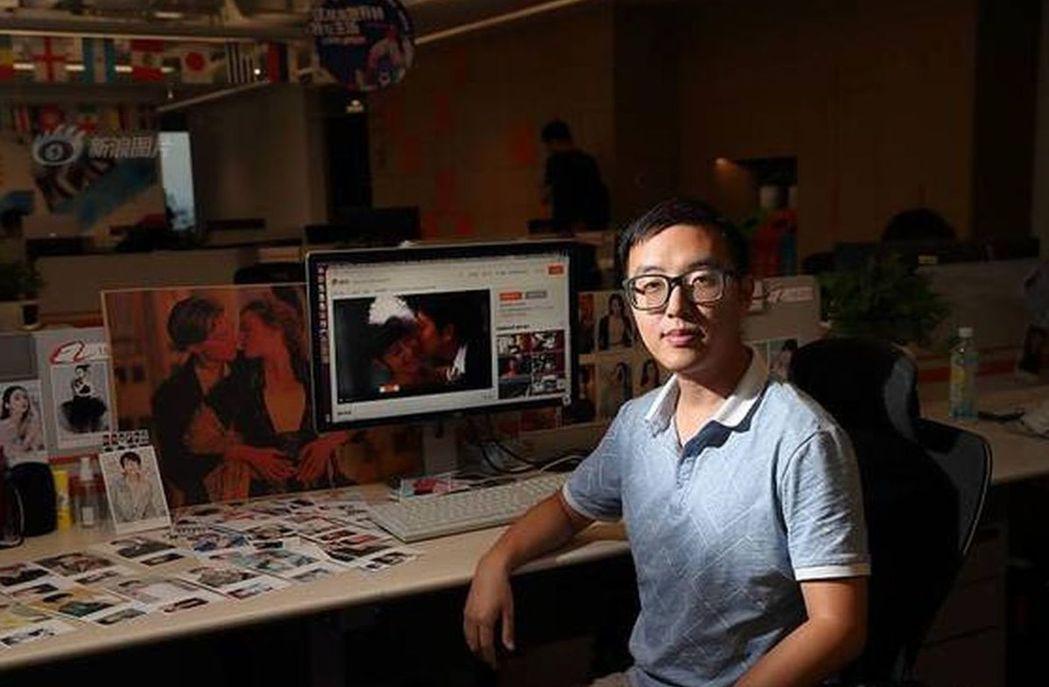 吉恆杉是優酷的一名人工智能標註員 圖/上海熱線