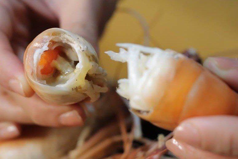 大口吃蝦,在家享受餐廳級的美味。 段泰國蝦/提供