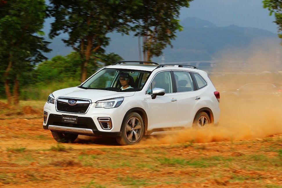 如何彌補動力不足?全新Subaru Forester初嘗體驗