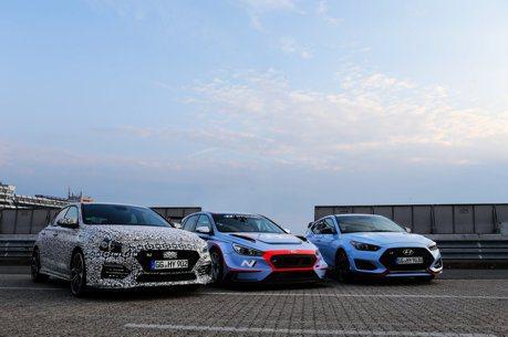 N Performacne銷量備受期待 全新Hyundai i30 Fastback N十月巴黎見!