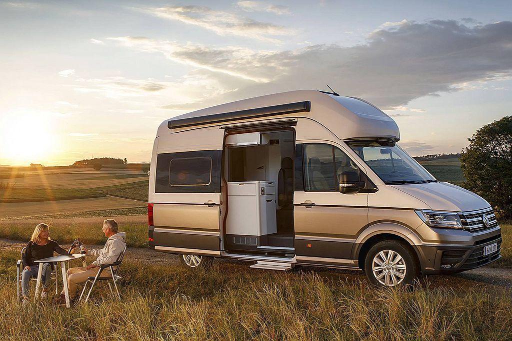 不只在台灣,全球露營活動也相當盛行,因此福斯商旅去年就考慮推出第二款露營車。 圖/福斯商旅提供
