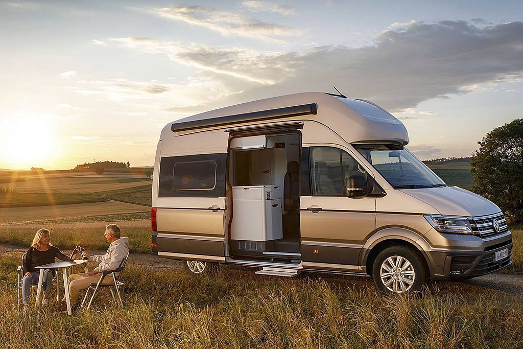 不只在台灣,全球露營活動也相當盛行,因此福斯商旅去年就考慮推出第二款露營車。 圖...