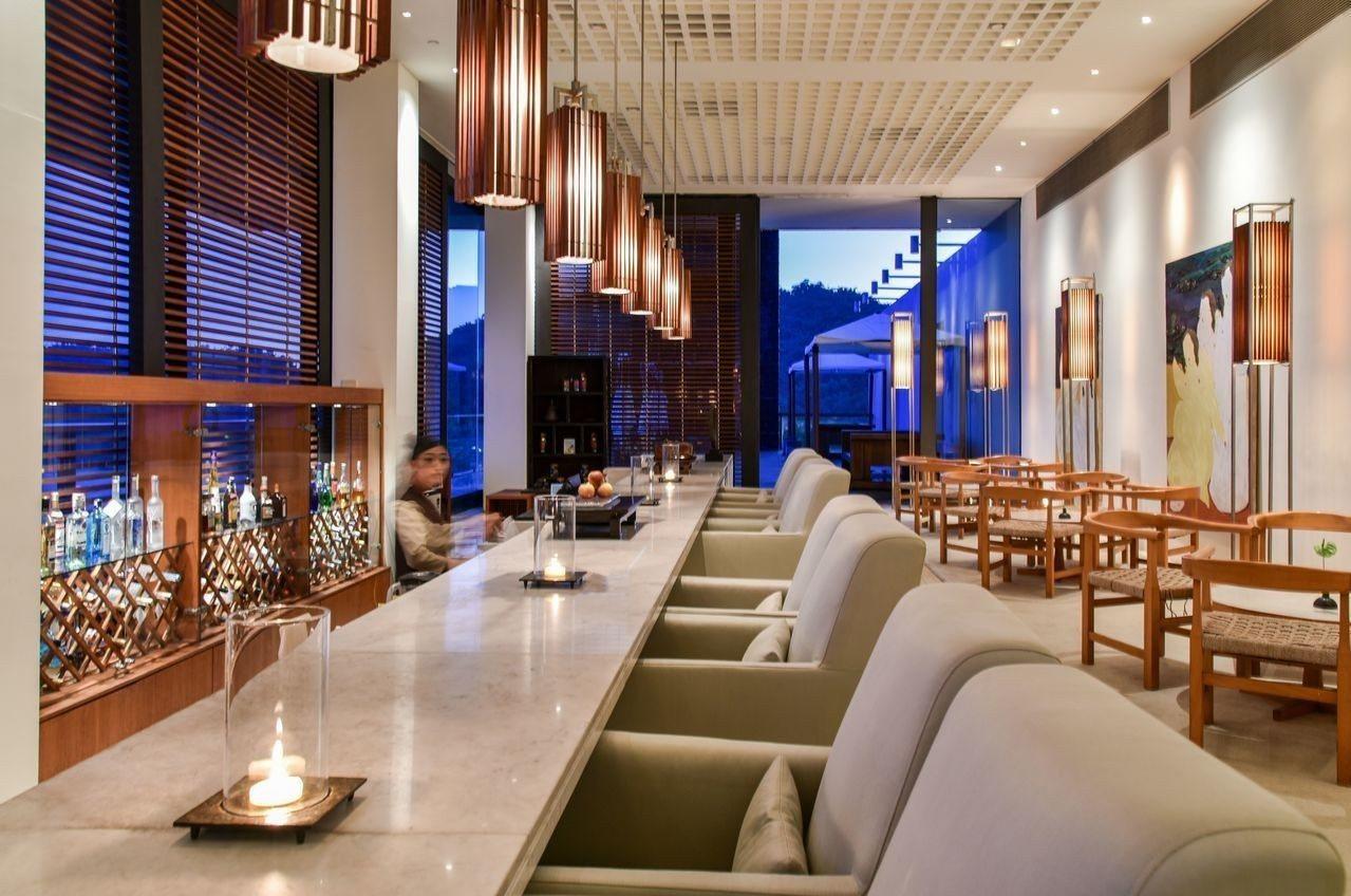 涵碧樓首次開放大廳酒吧與星光露台。圖/涵碧樓提供