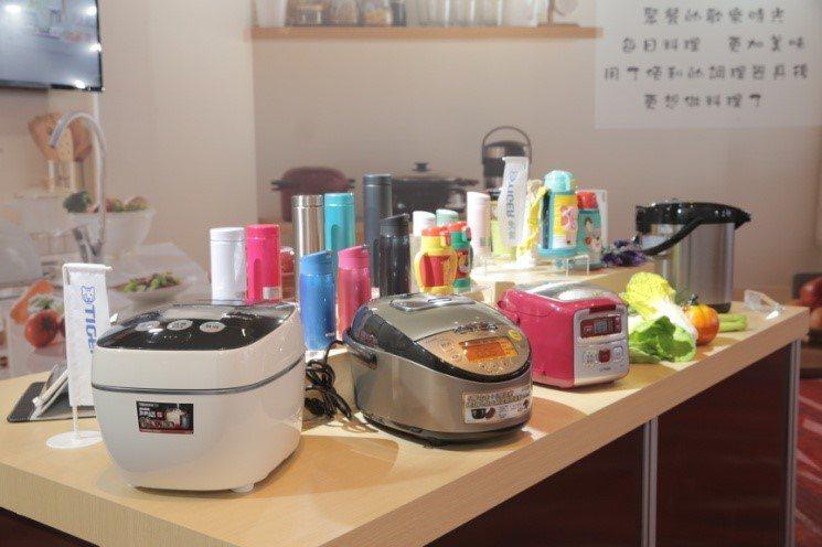 日本虎牌整合旗下商品推出「美味加乘+」概念,提倡健康生活的用心與溫暖。圖/虎牌提...