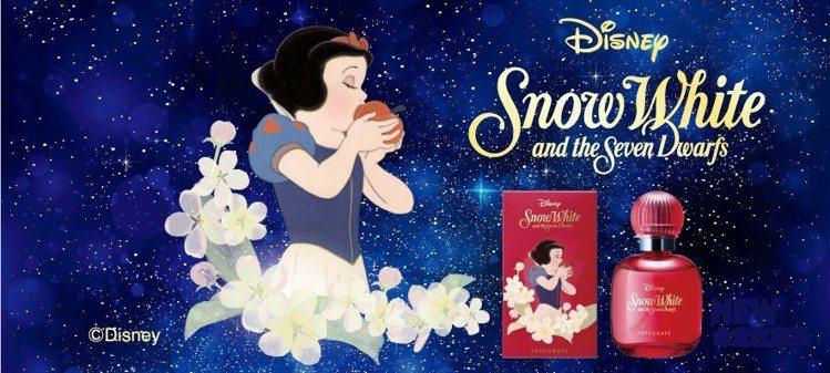 INTEGRATE櫻特芮將於9月推出與迪士尼動畫電影「白雪公主」上映80周年合作...