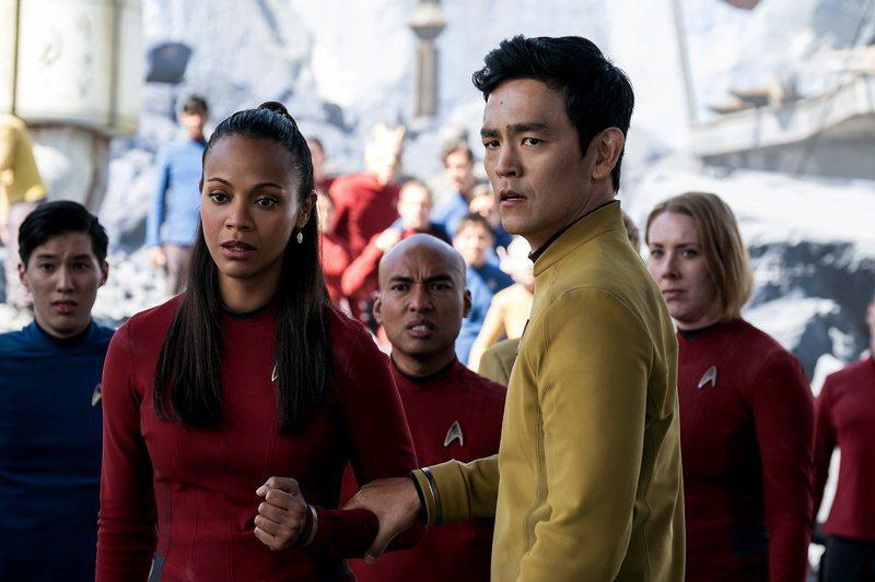 「星際爭霸戰」其他要角們都可望再續新約。圖/摘自imdb