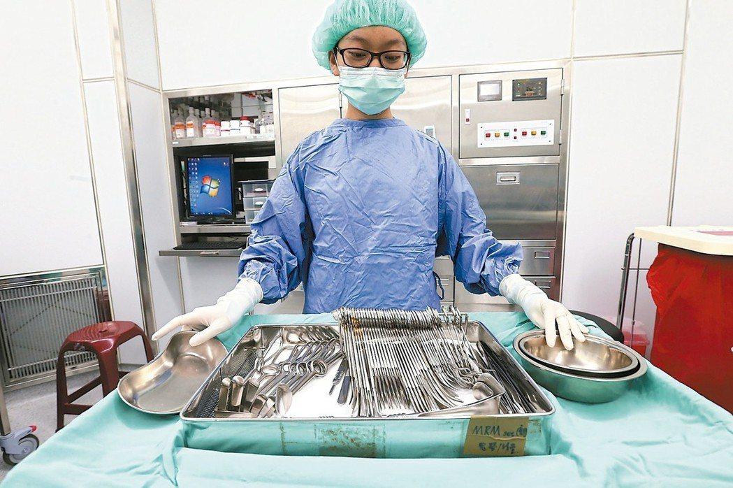 傳統器械多數都可以被重新消毒使用,如手術刀、止血鉗等,這些器械表面單一,經專業消...