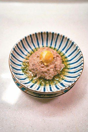 蛋黃肉 圖╱摘自橘子文化出版
