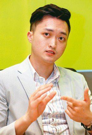 蓋米執行長蔣豐蔚 記者林俊良/攝影