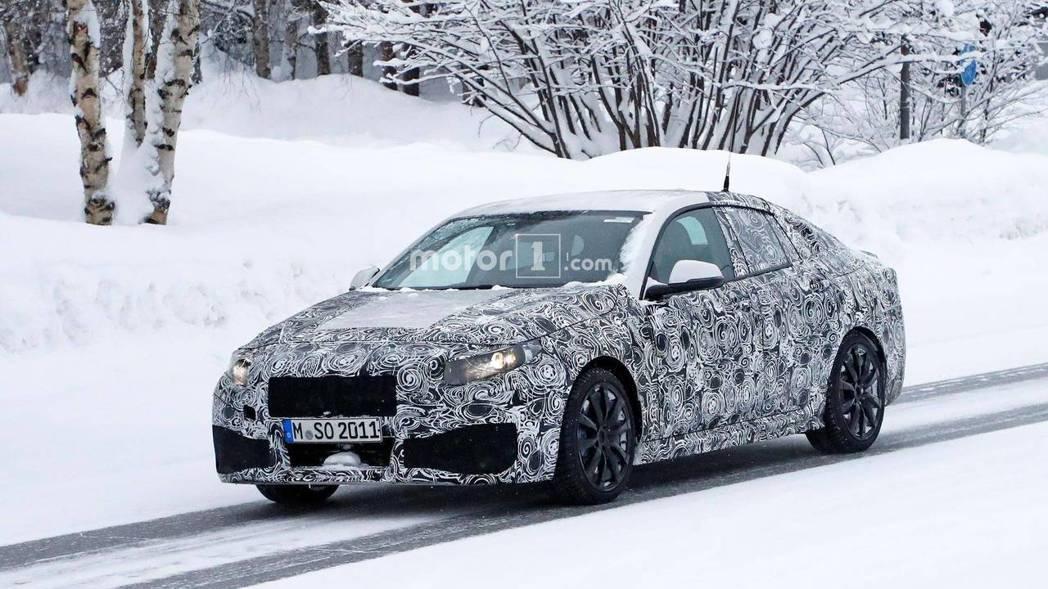BMW也將強勢進軍小型前驅車市場。 摘自Motor1