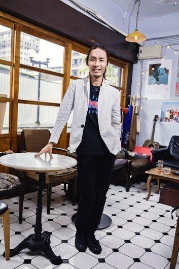 專業行銷顧問許朝陽深諳會員經營之道。 葉俊宏