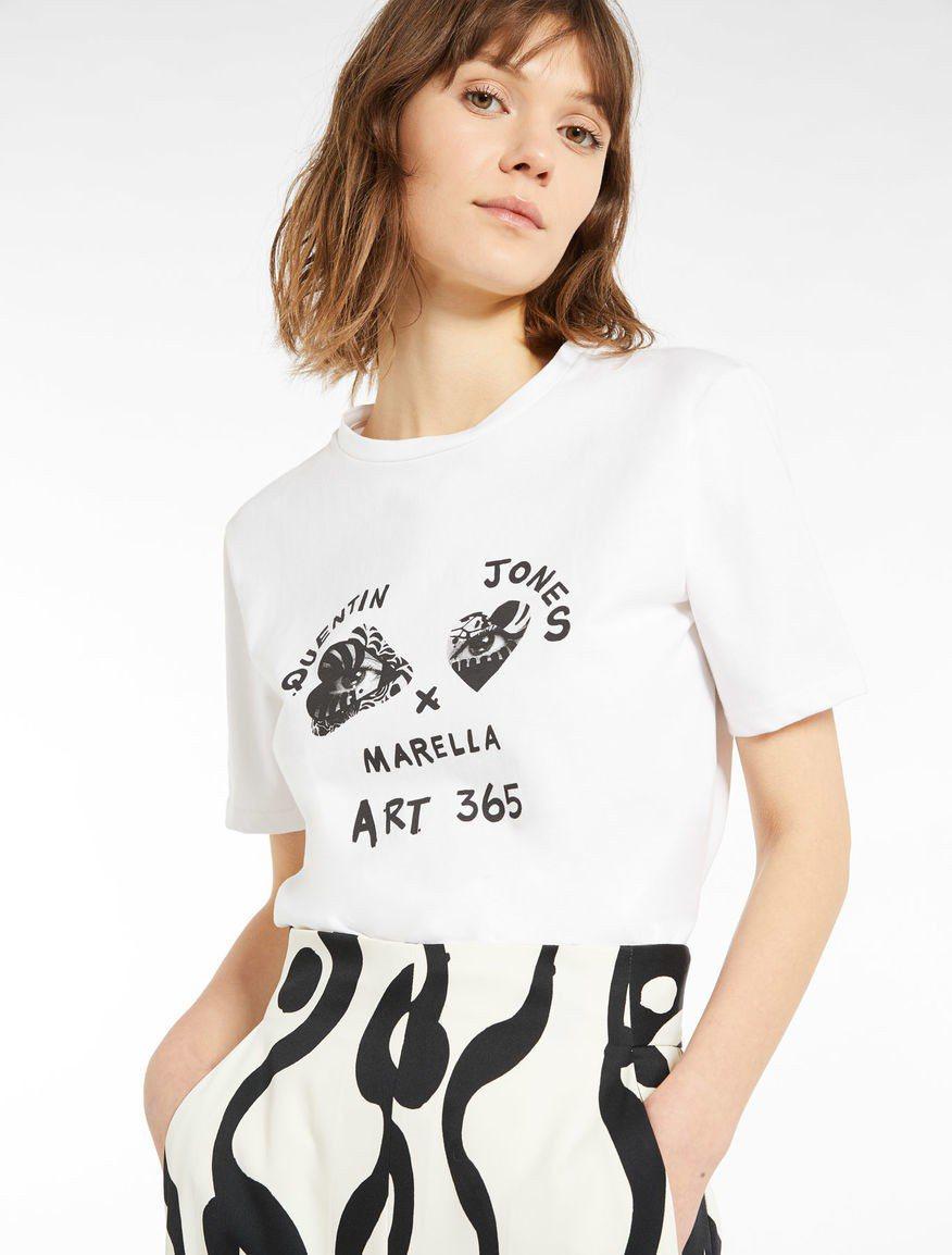 MARELLA x Quentin Jones系列T恤,售價6,900元。圖/M...