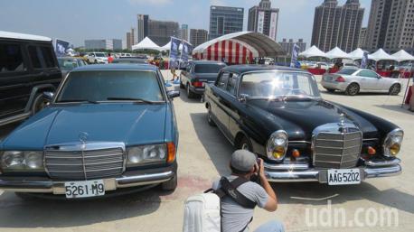 車迷快朝聖! 賓士W111 Coupe等百輛骨董神車免費看