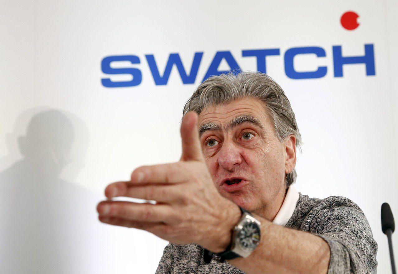 SWATCH集團總裁海耶克先生,率先發難對於現行的鐘表展規則的不認同,因此選擇在...
