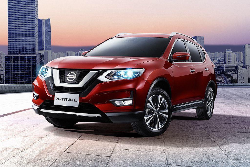 才剛小改款的Nissan X-Trail無法立即挹注銷量,期待下半年能有夠好的表...