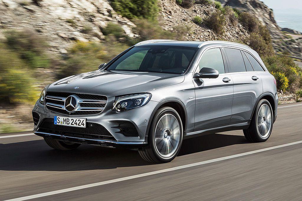 Mercedes-Benz GLC是第二輛豪華品牌殺進上半年暢銷休旅Top 10...