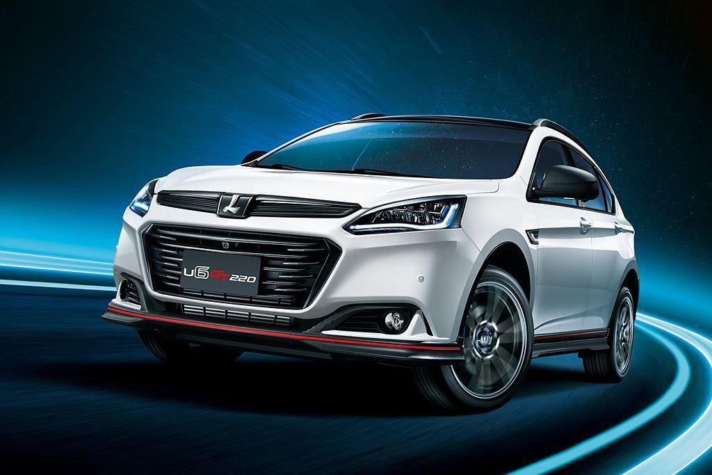 納智捷的主力休旅 U6 GT,在上半年共賣出2,756輛,排名第九。圖/Luxg...