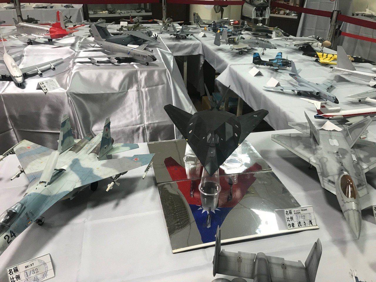 美國著名的F117隱型戰鬥機怎麼底下會有中華民國的國旗圖案?原來是作者天馬行空的...