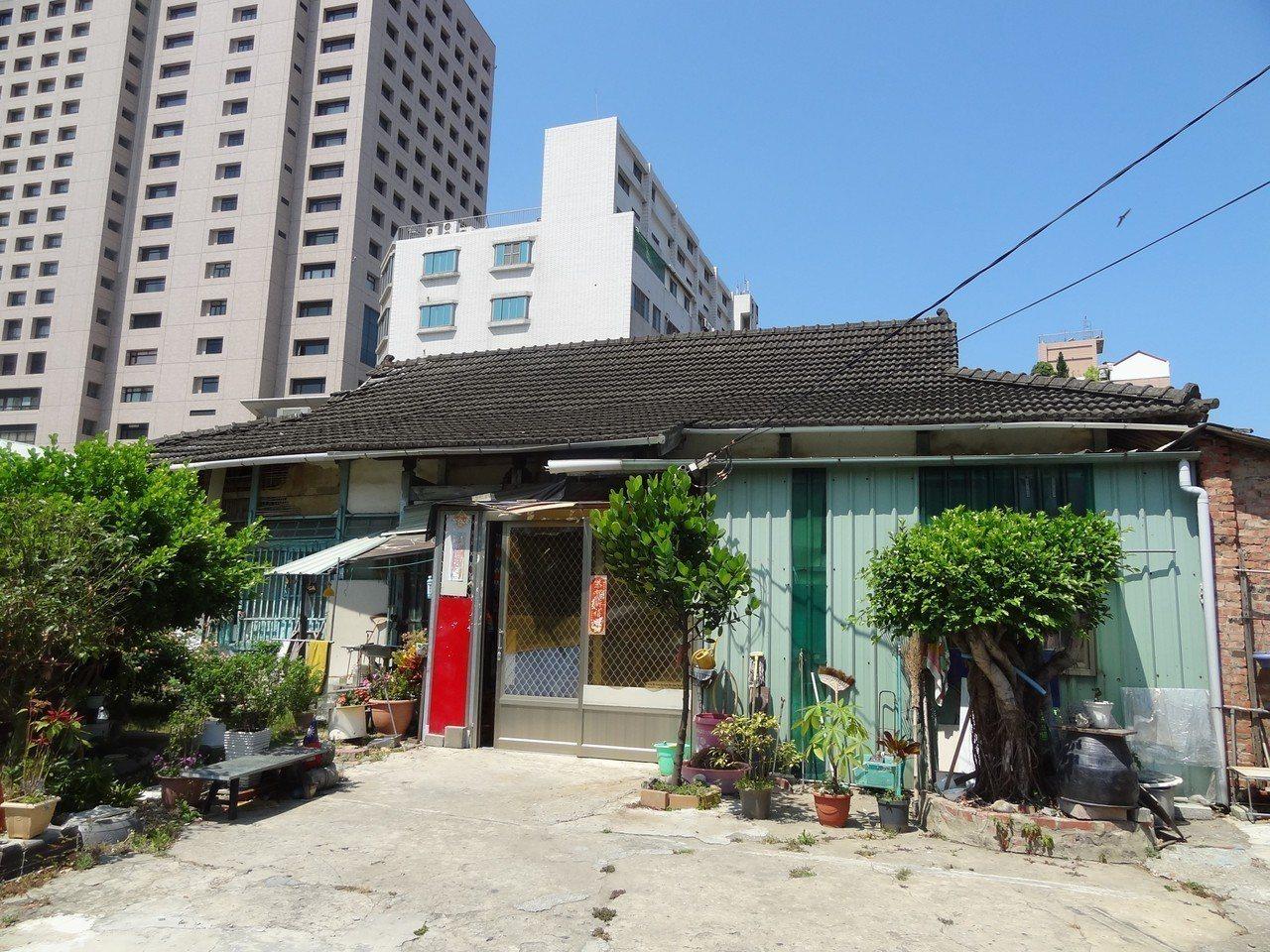 台南市定古蹟台南刑務所中的要道館。圖/陳信安提供